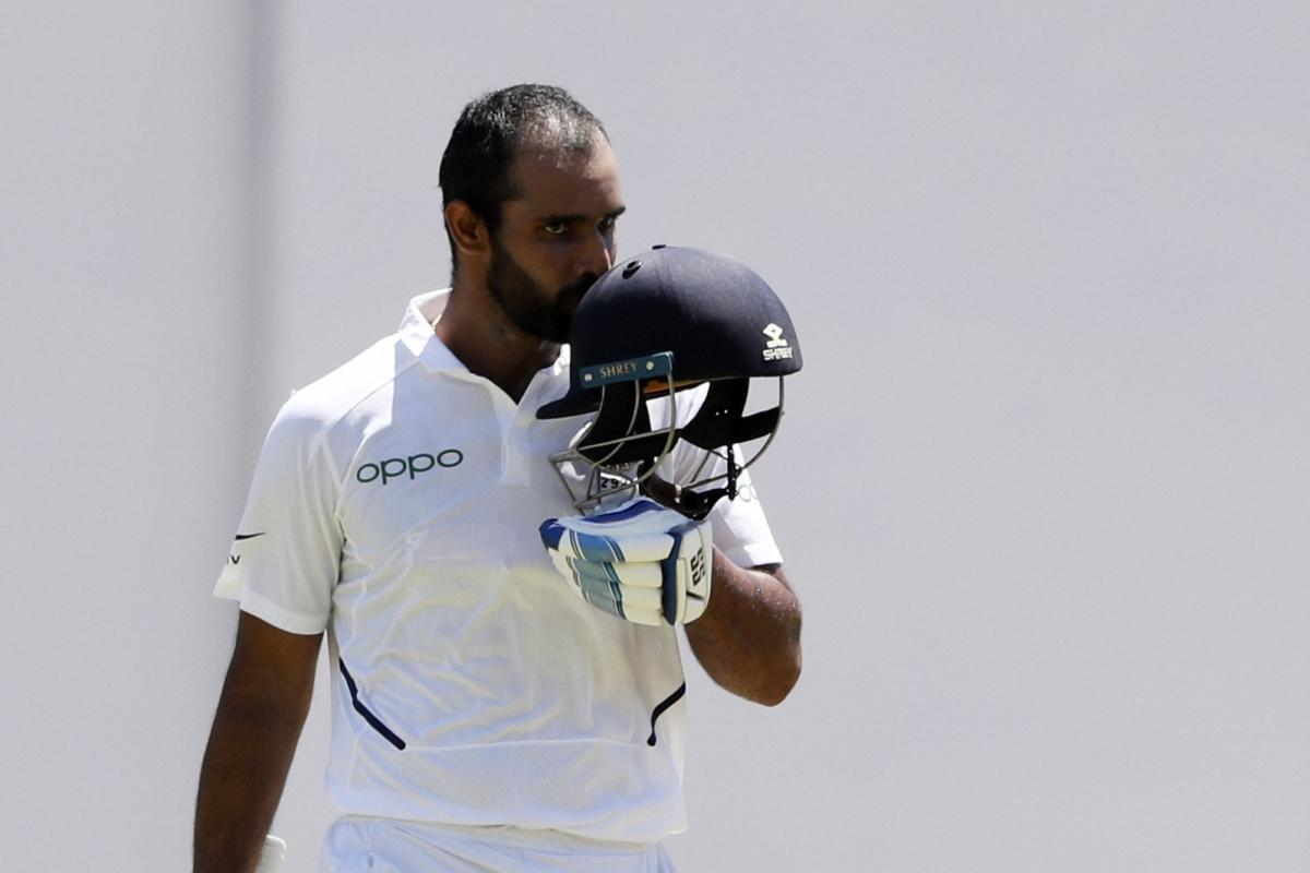 Not gutted about IPL snub: Hanuma Vihari | Deccan Herald