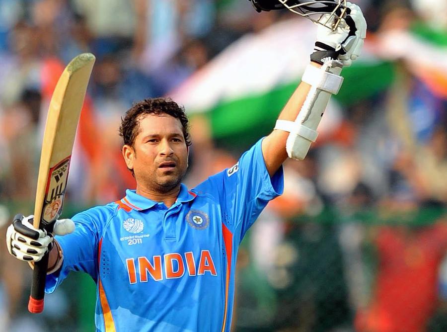 Birthday boy Tendulkar's top moments on the field   Deccan Herald