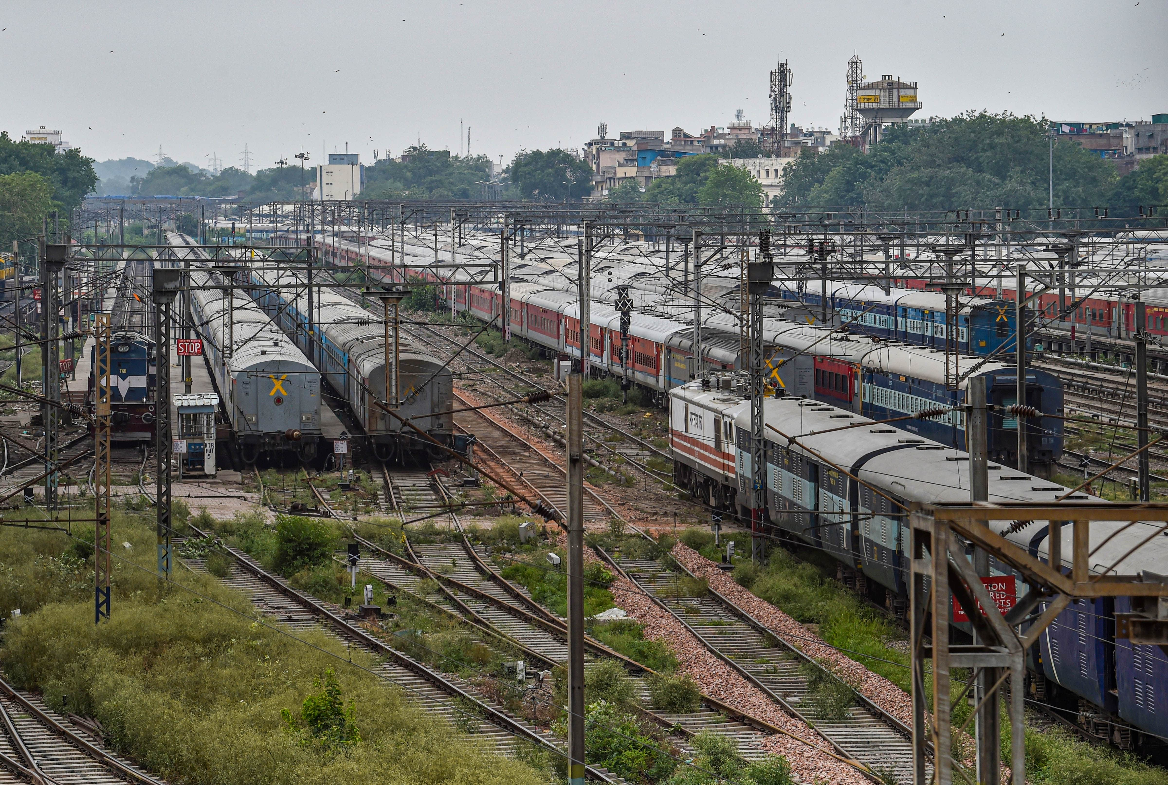 Surge in east-bound migrant special trains leading to network congestion, diversions: Indian Railways