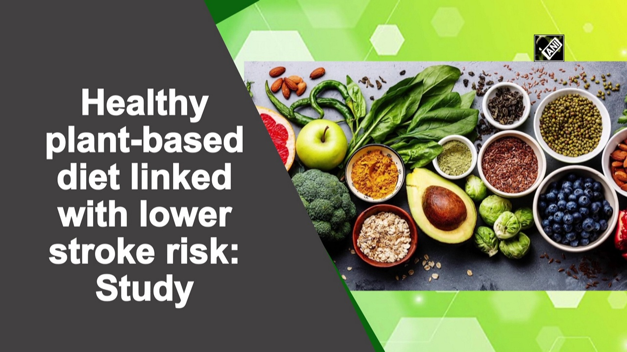 Healthy plant-based diet linked with lower stroke risk: Study - Deccan Herald