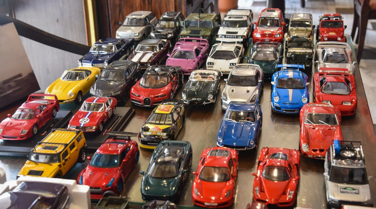 Interest in miniatures fuelled by love of cars   Deccan Herald