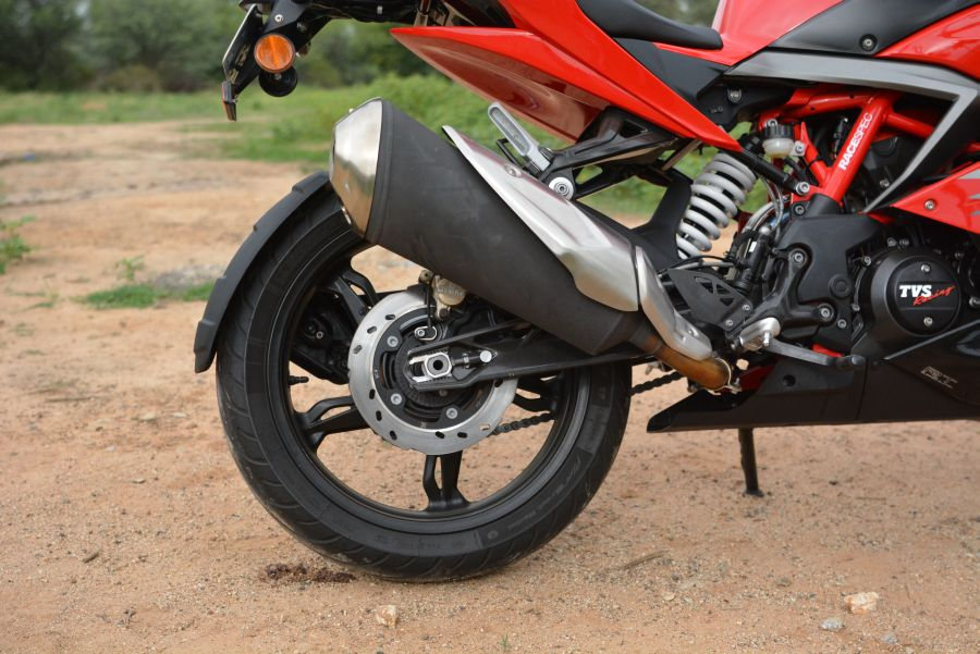 TVS Apache RR 310 – a commendable performer   Deccan Herald