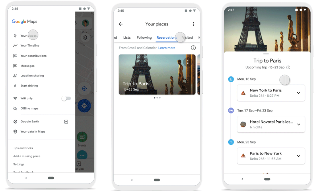 New update makes Google Maps best travel companion app | Deccan Herald