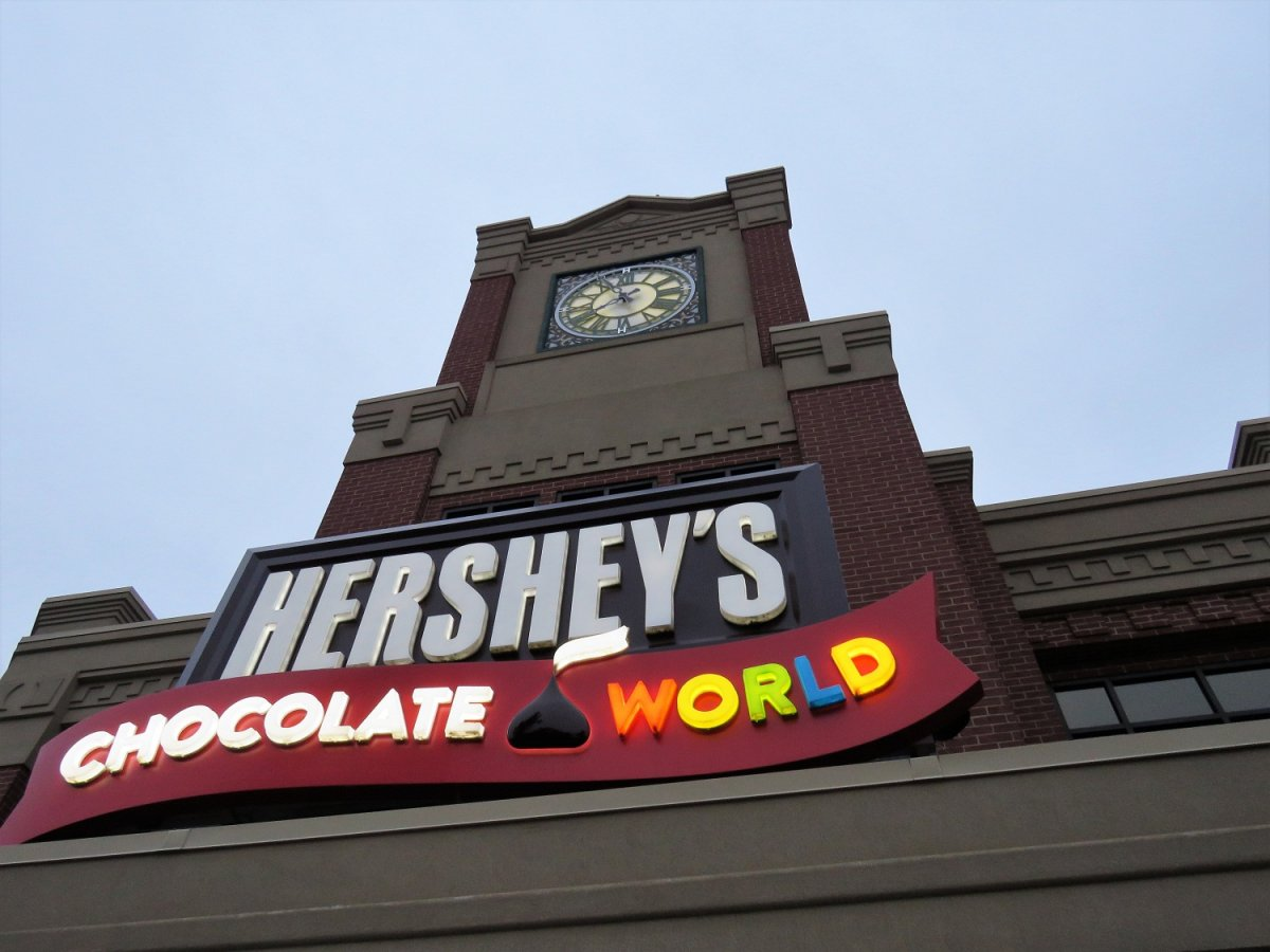 Hershey's Chocolate World, Pennsylvania