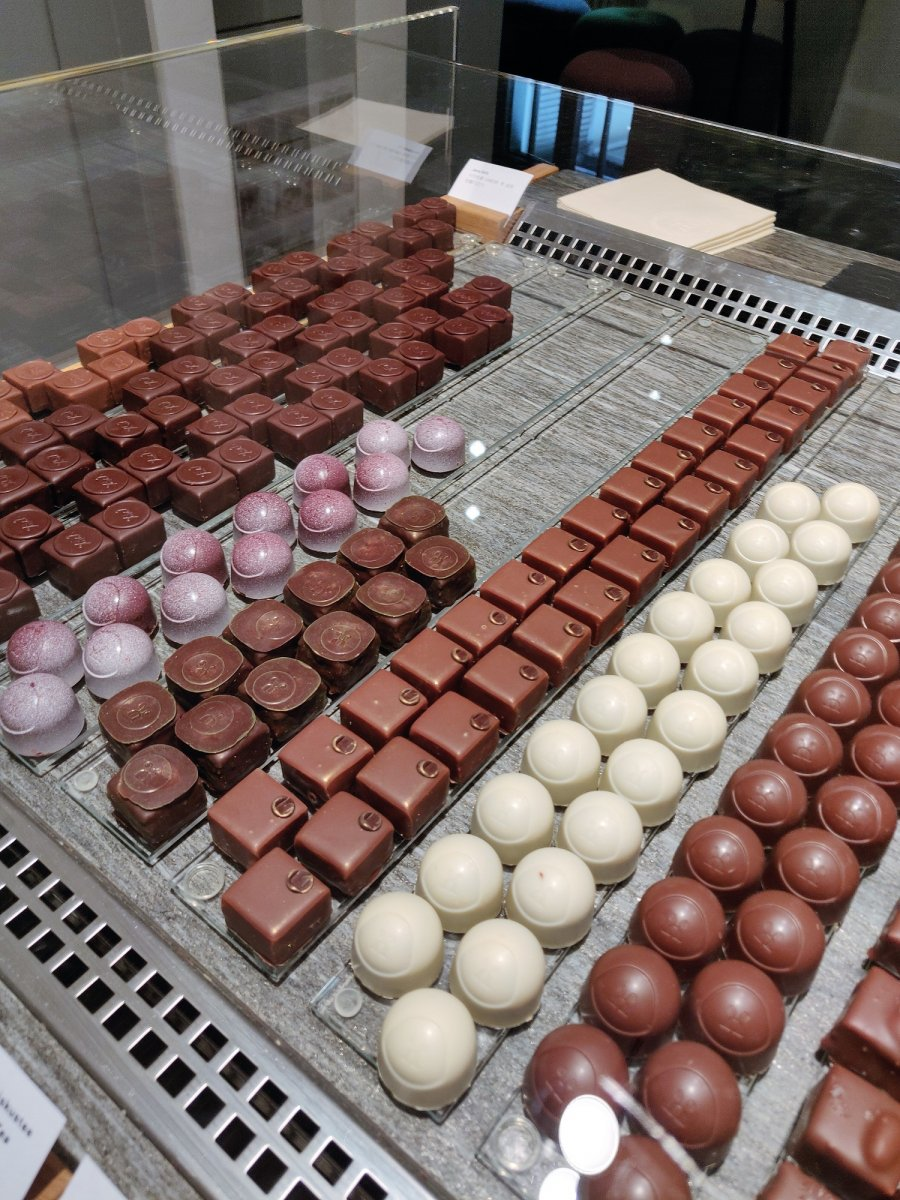 Max Chocolates, Zurich