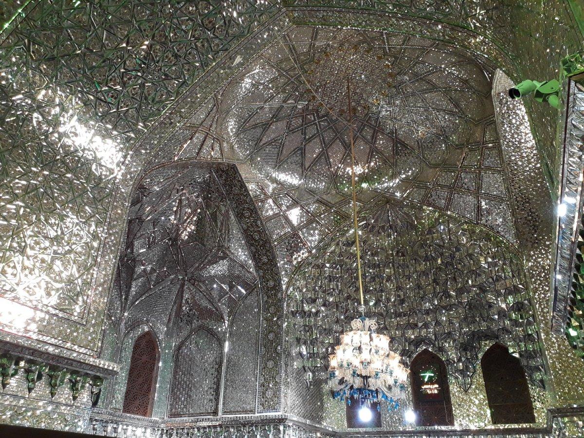 Shah-e-Cherag, Shiraz