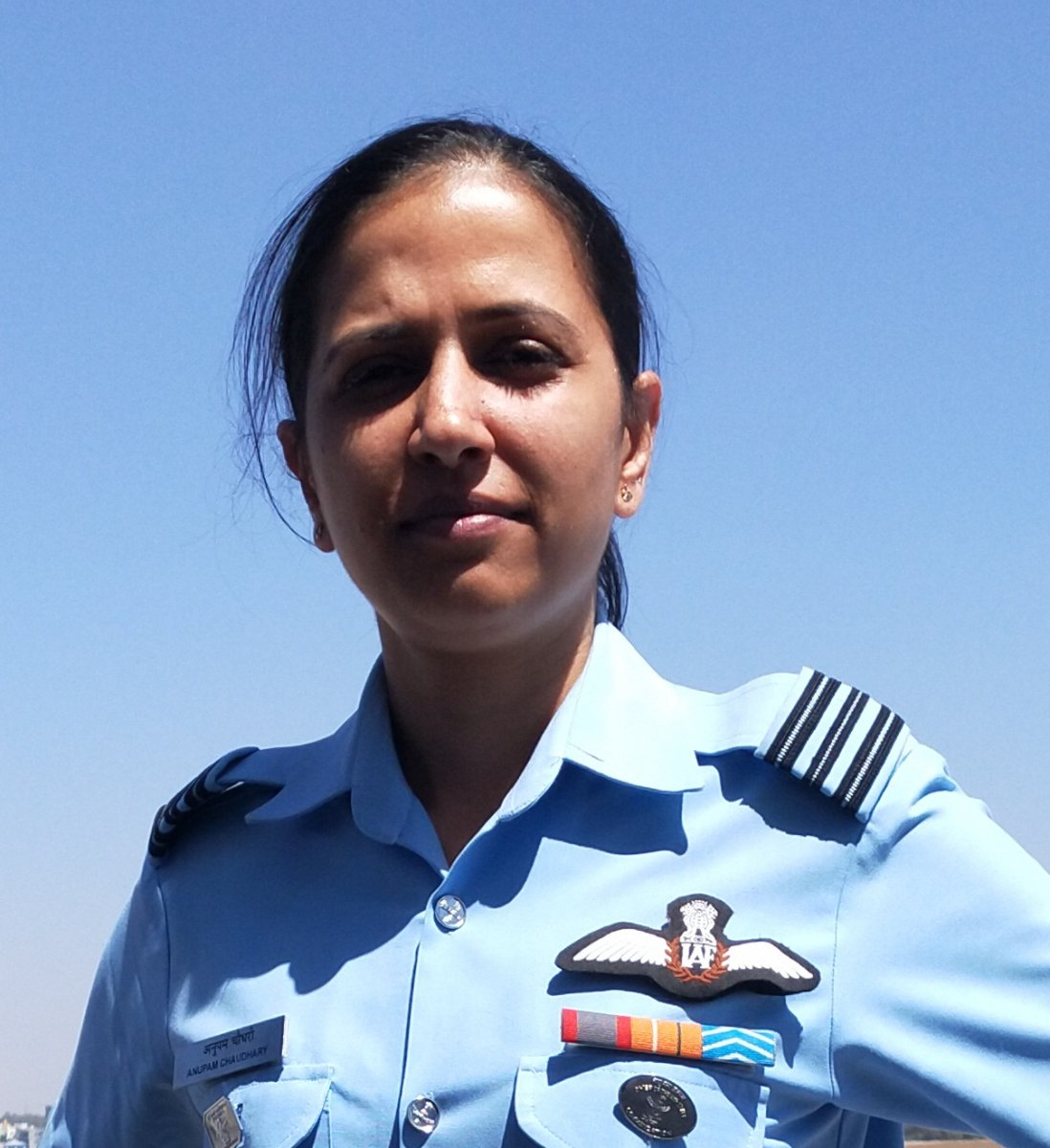 Women power in the Air Force   Deccan Herald