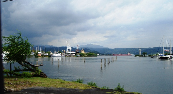 Subic Bay area