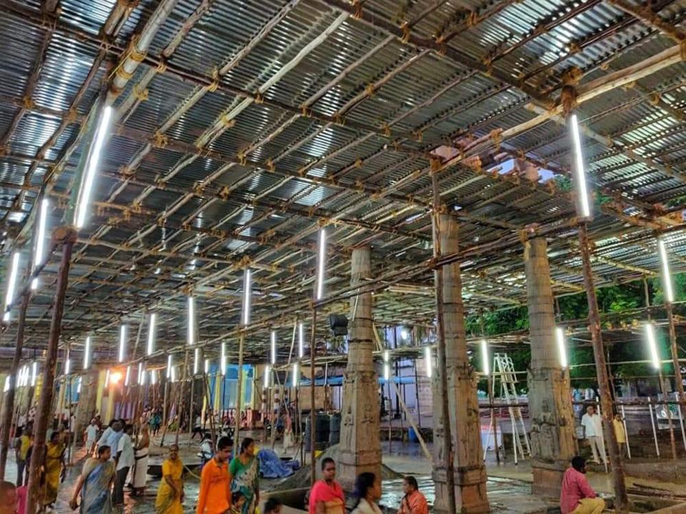 Kanchipuram set for darshan of Lord Athi Varadar | Deccan Herald