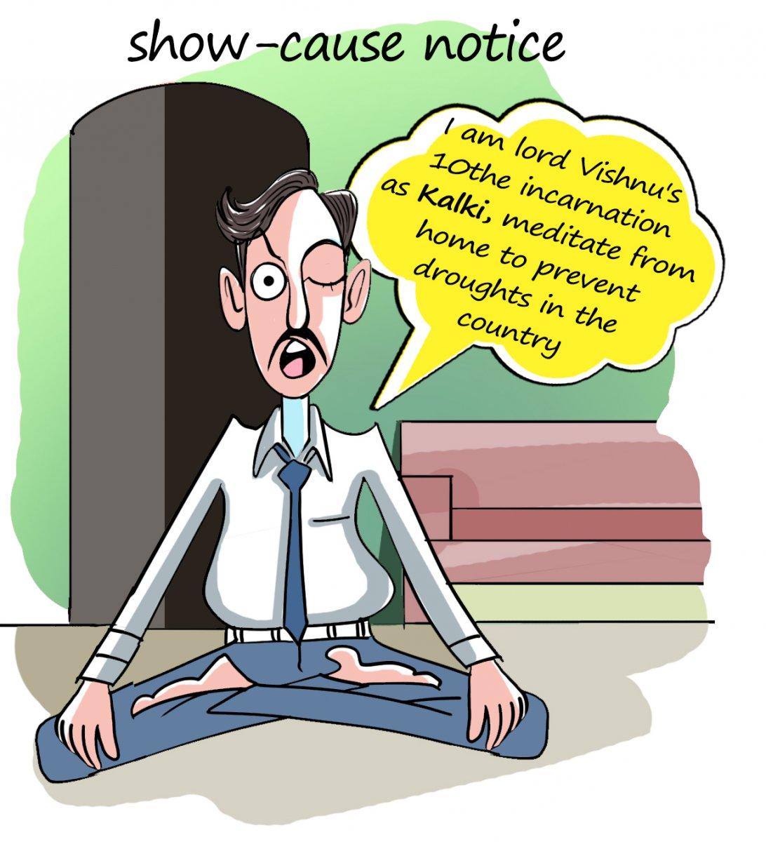 It happens only in India! | Deccan Herald