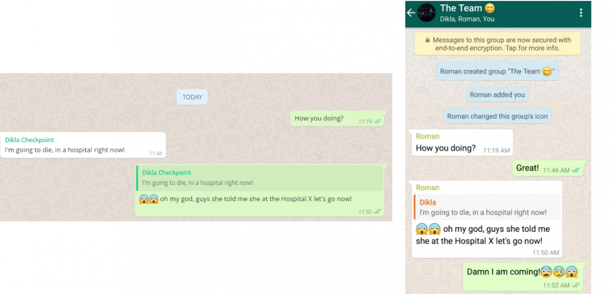 This tool can intercept, manipulate texts on WhatsApp   Deccan Herald