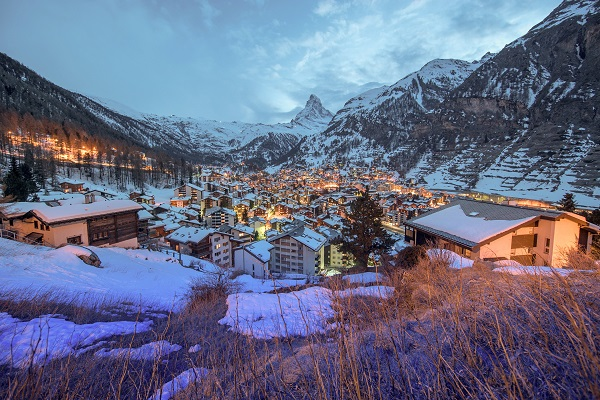 Winter in Zermatt