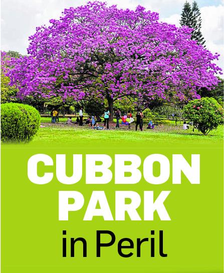 HC makes itself a respondent in Cubbon Park annexe case