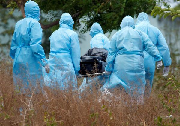 US records 1,225 coronavirus deaths in 24 hours: Johns Hopkins ...