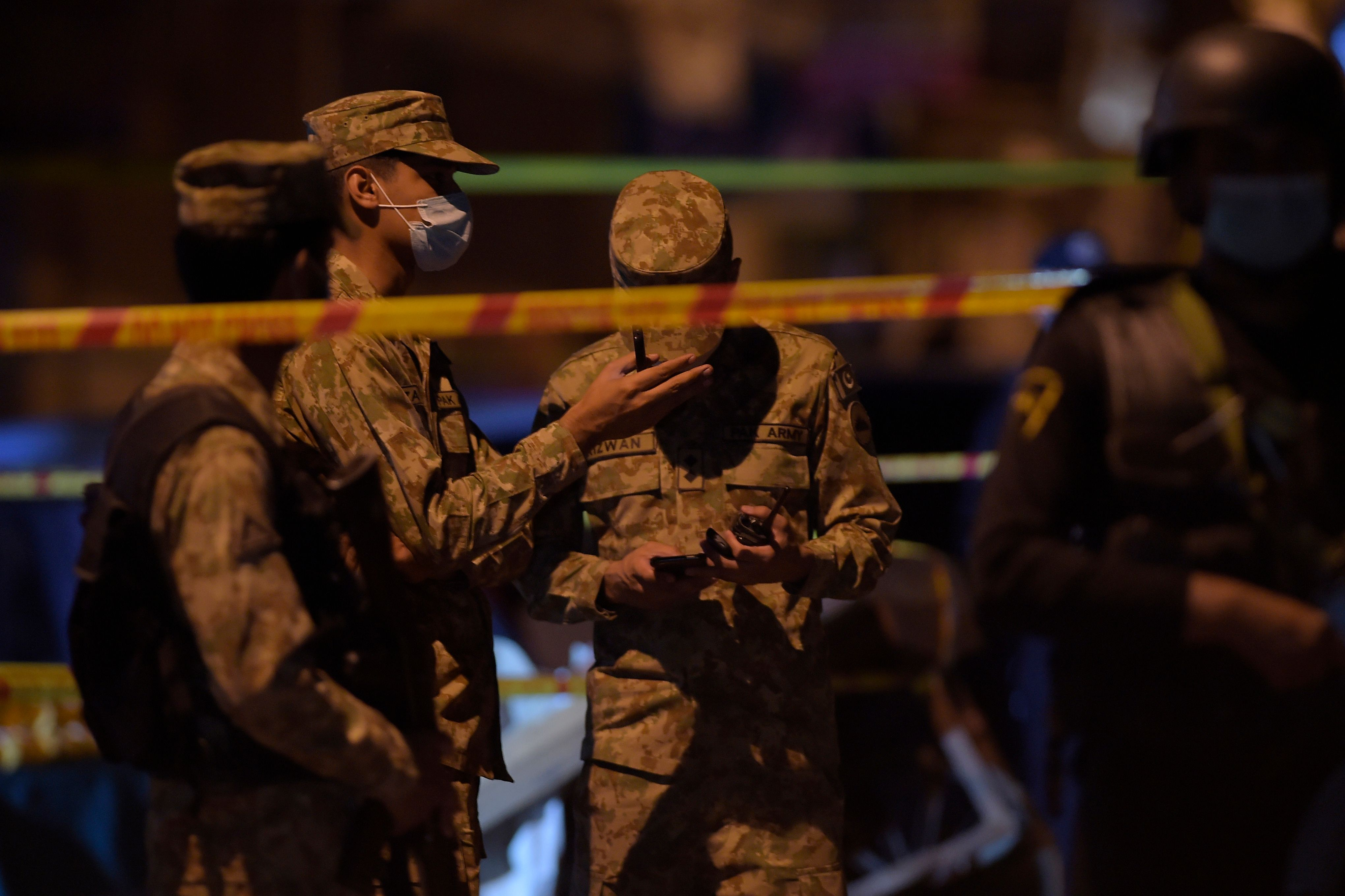 At least one killed, 15 injured in explosion in market in Pakistan's  Rawalpindi | Deccan Herald