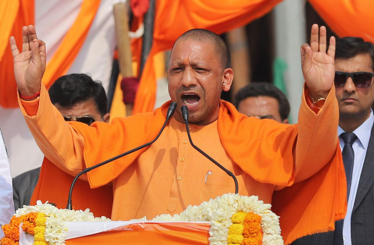 UP CM Adityanath to visit Ayodhya, inspect Ram temple construction ...