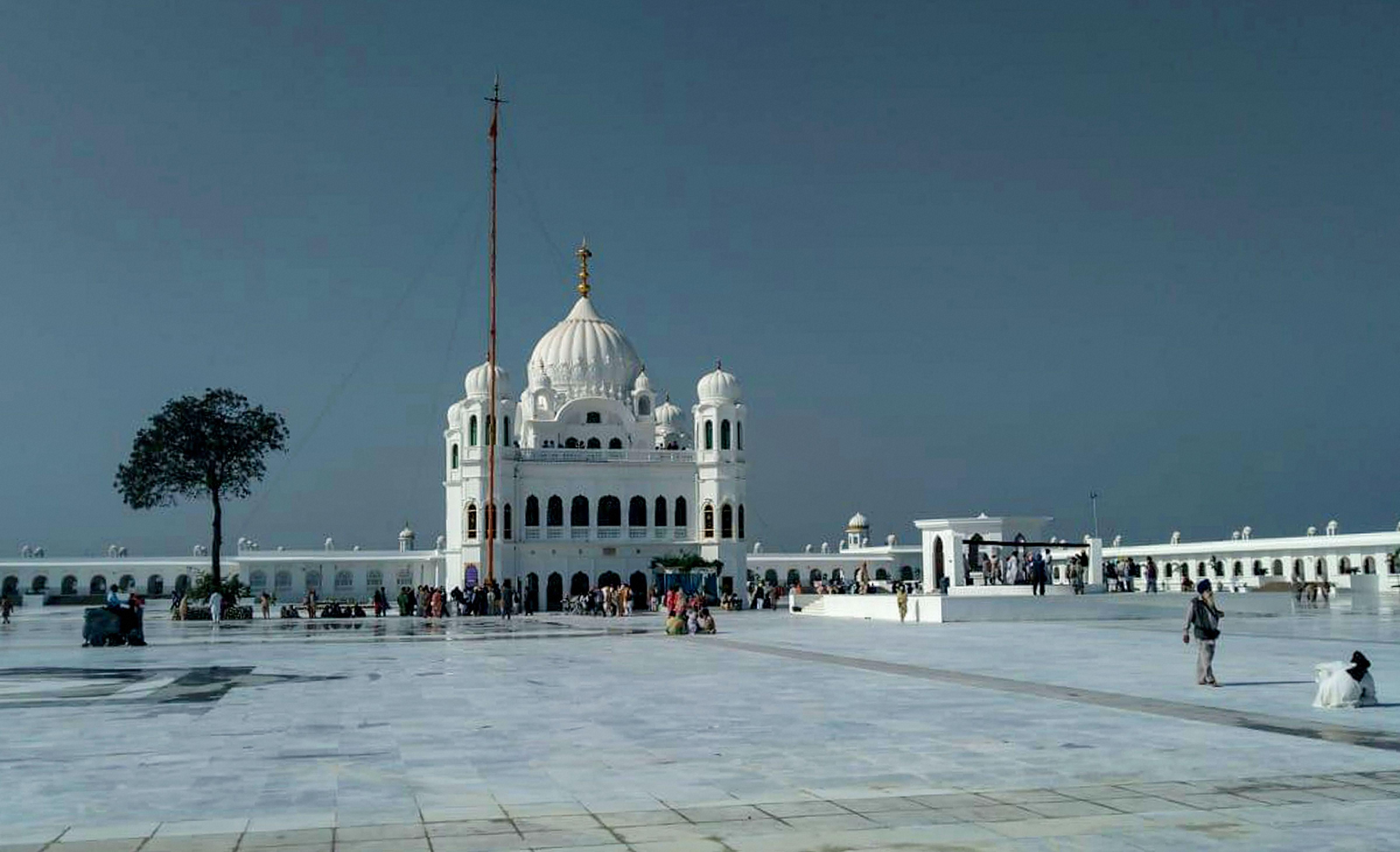 Coronavirus Lockdown: Pakistan reopens Kartarpur Corridor, but no visitor  from India | Deccan Herald