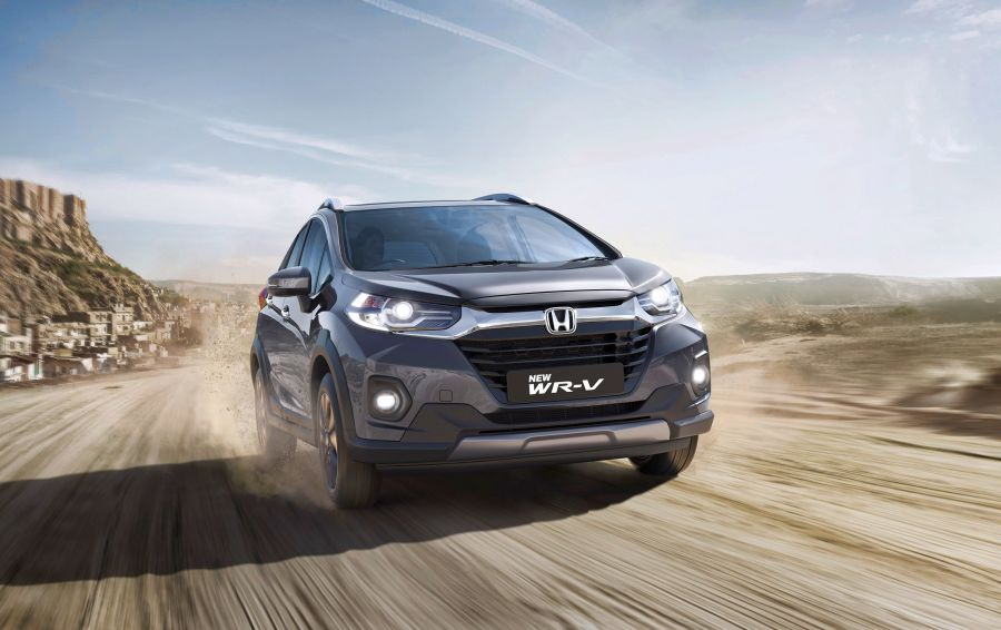 Honda Launches 2020 Wr V Compact Suv Deccan Herald