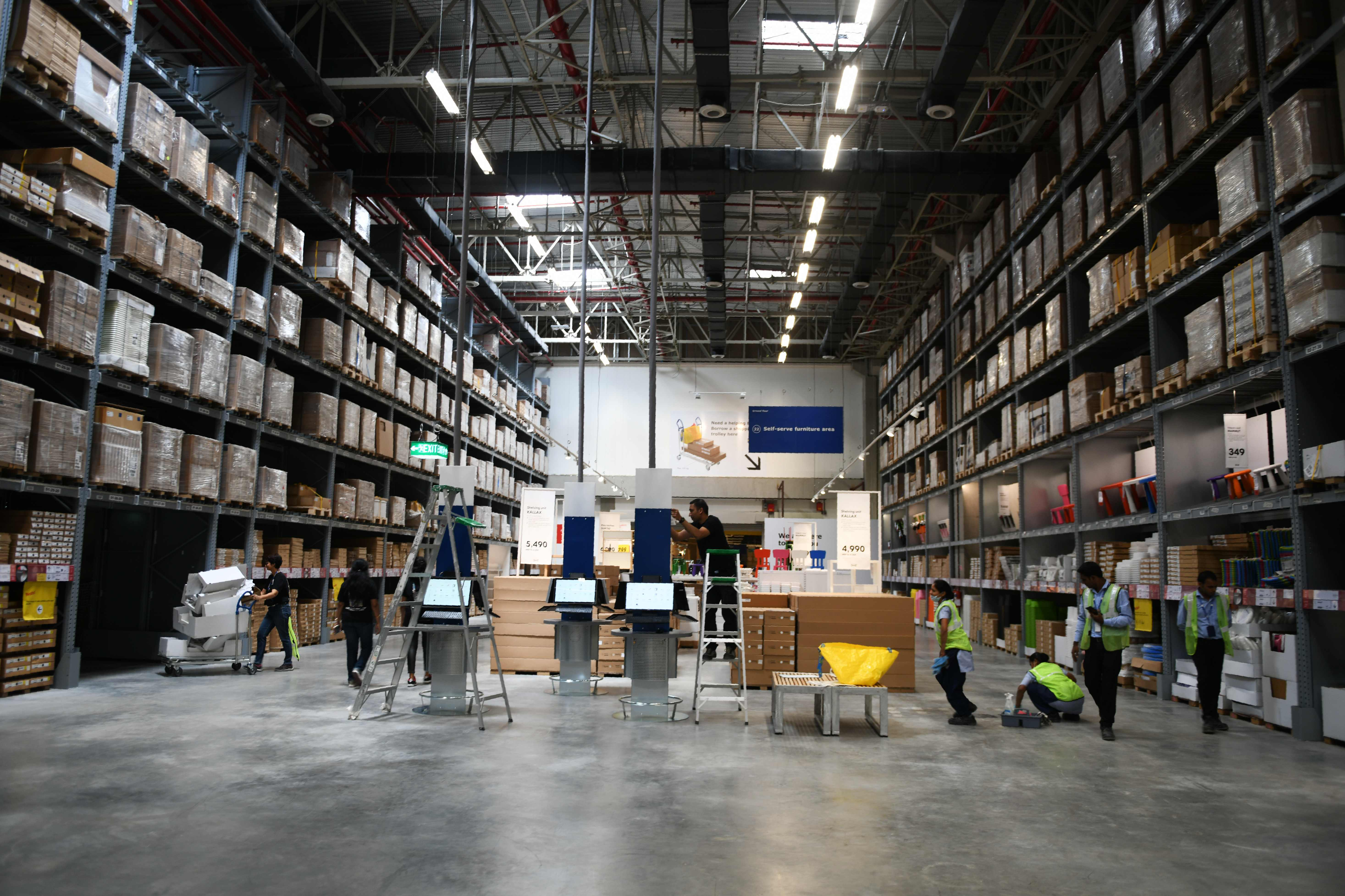 Warehousing Industrial Space Demand To Be Hit In 2020 Due To Covid 19 Experts Deccan Herald