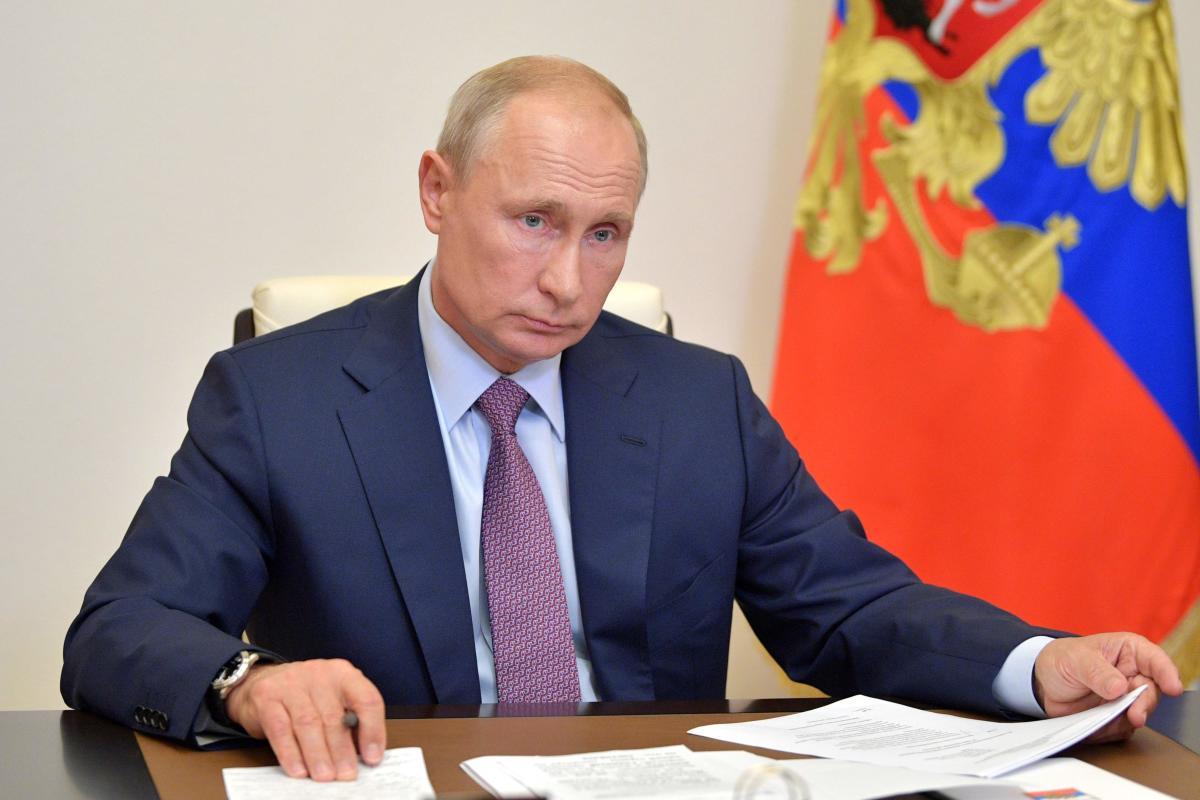 Vladimir Putin The Perpetual President Deccan Herald