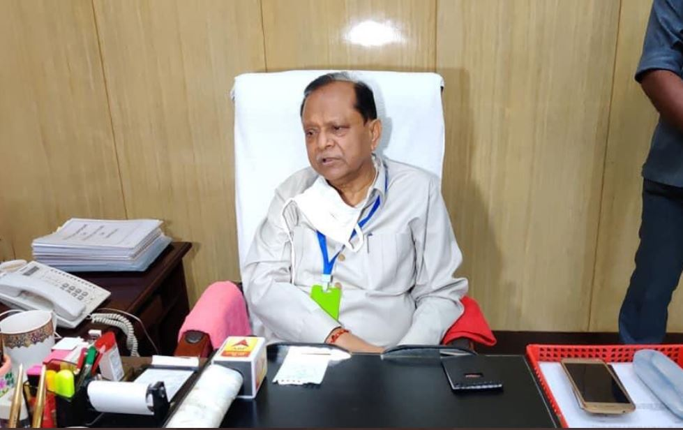 UP minister and his wife test positive for Covid-19, admitted to hospital |  Deccan Herald