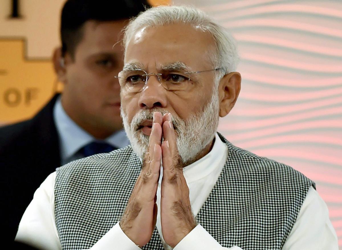 PM Modi greets Ram Vilas Paswan on birthday