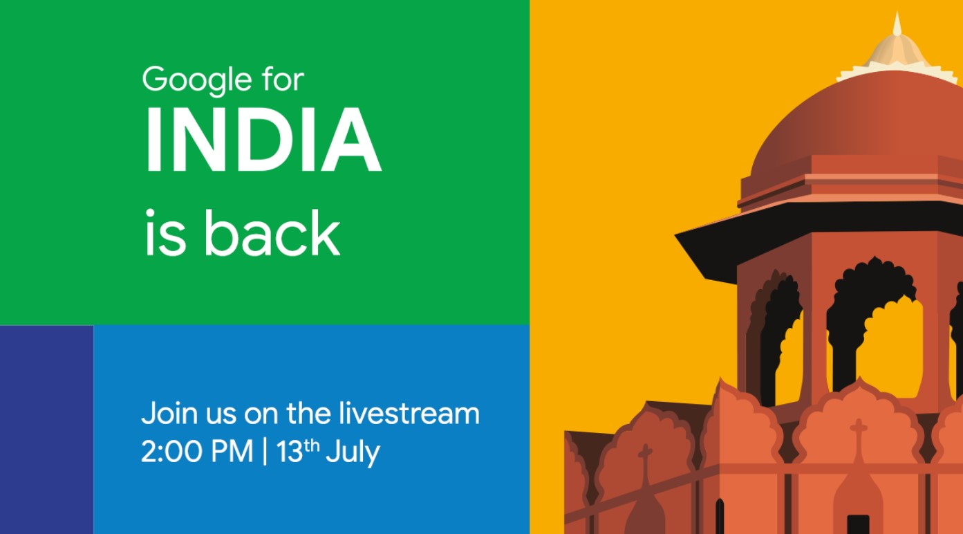 Google for India 2020 to kick off next week