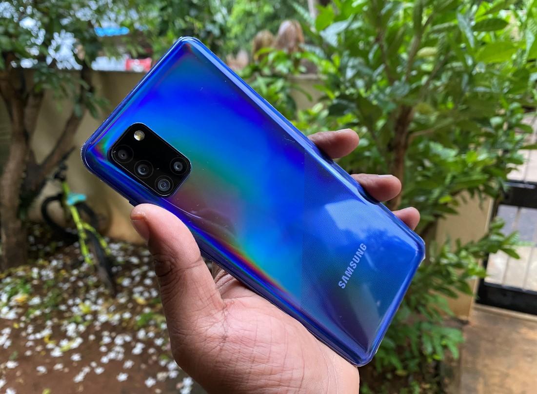 Samsung Galaxy A31 Review Decent Mid Range Phone Deccan Herald