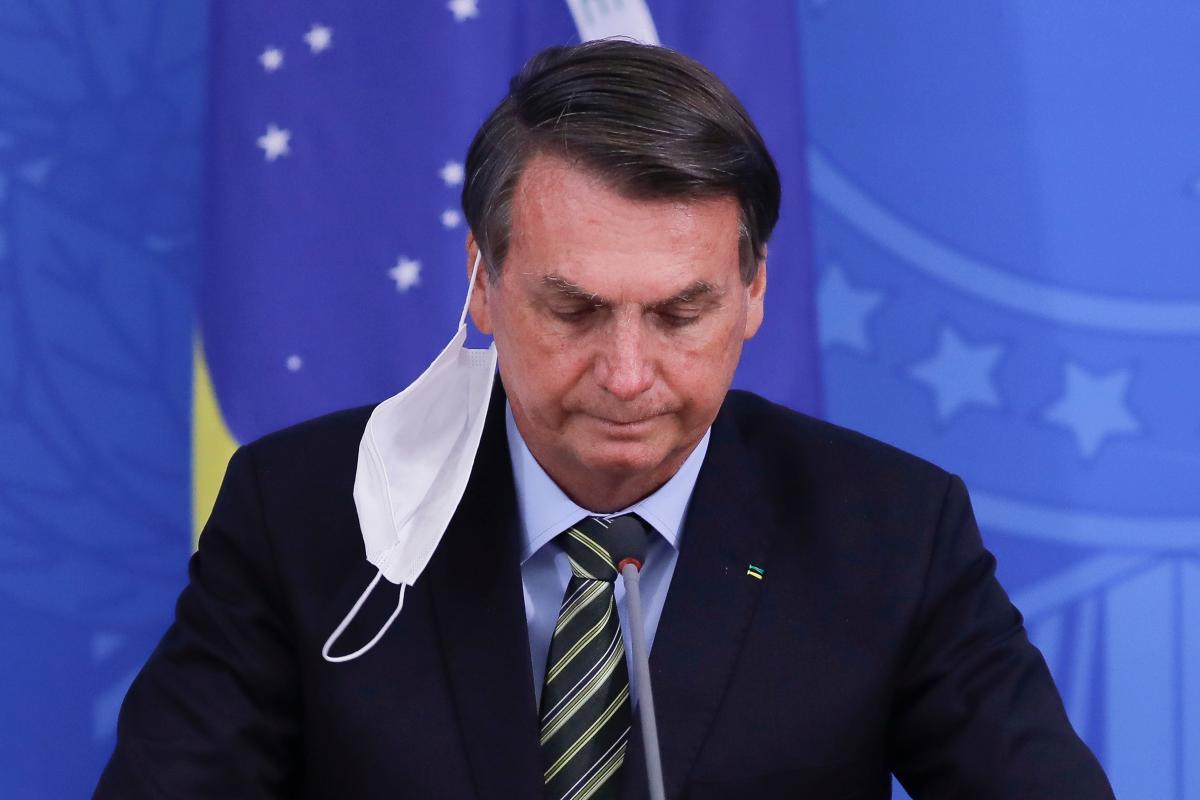 How Was Brazil President Jair Bolsonaro U0026 39 S First