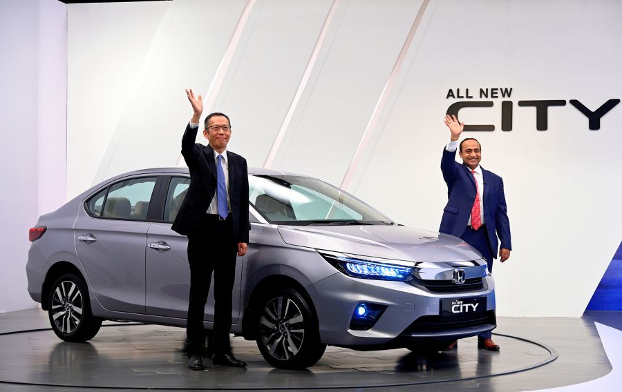 Fifth Generation Honda City Launched From Rs 10 89 Lakh Deccan
