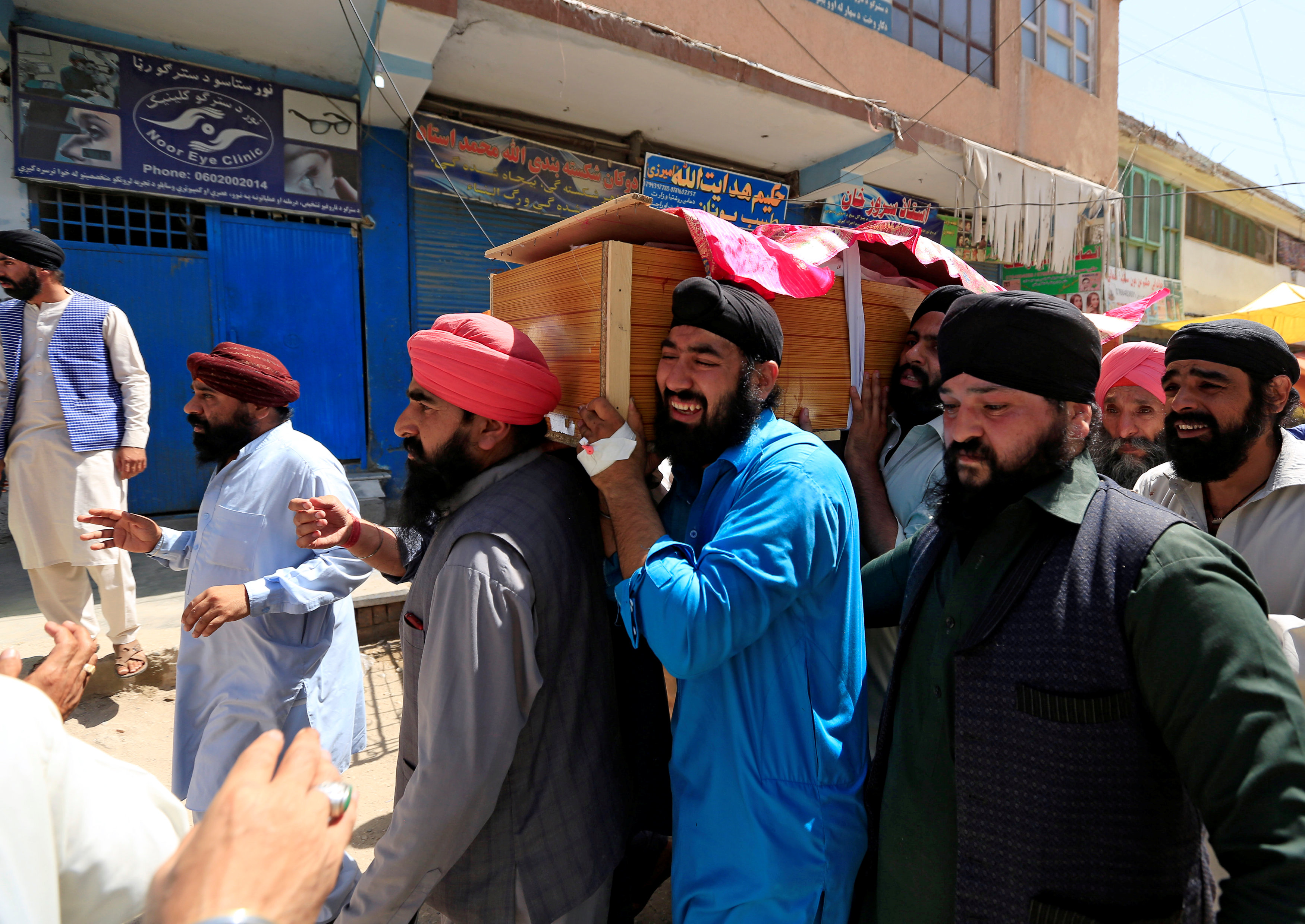 India offers safety to Afghan Hindu and Sikh minorities facing attacks | Deccan Herald