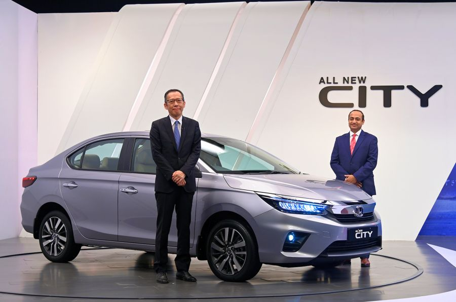 Honda Bets On New City For Growth Deccan Herald