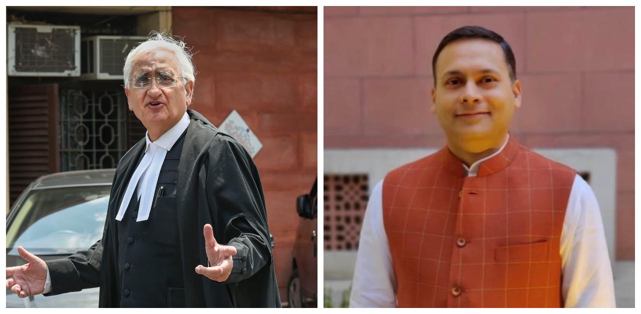 Salman Khurshid, Amit Malviya take CAA debate to literary world