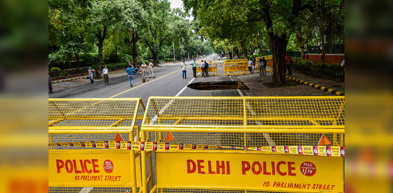 Independence Day: UAVs, paragliders, para-jumping prohibited in Delhi till August 15
