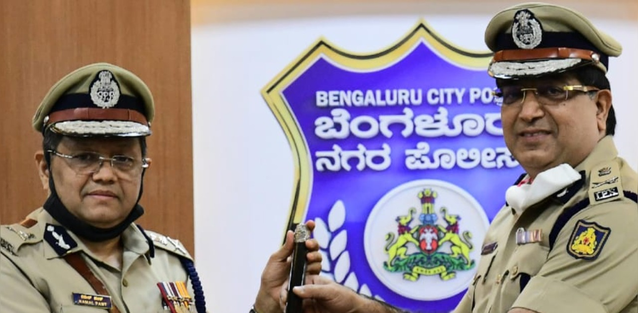 City safety, protecting cops from Covid-19 are priority, says Bengaluru top cop Kamal Pant