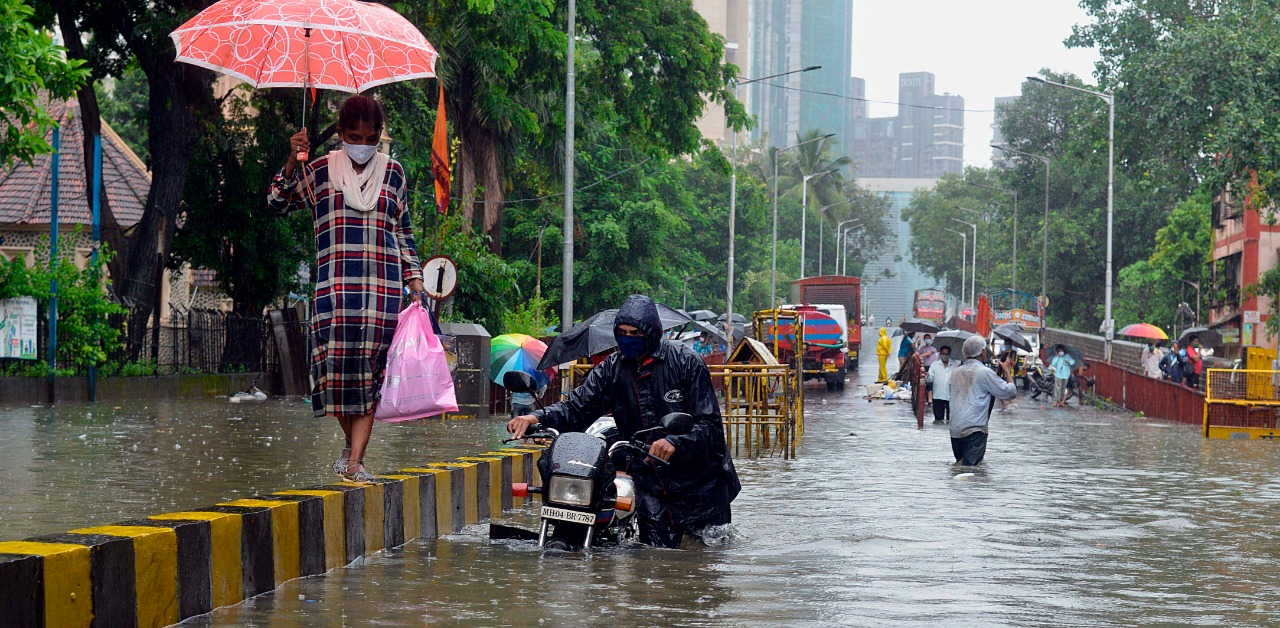 Red alert issued for 'extremely heavy' rains in Mumbai; 6 more die in Bihar  floods | Deccan Herald