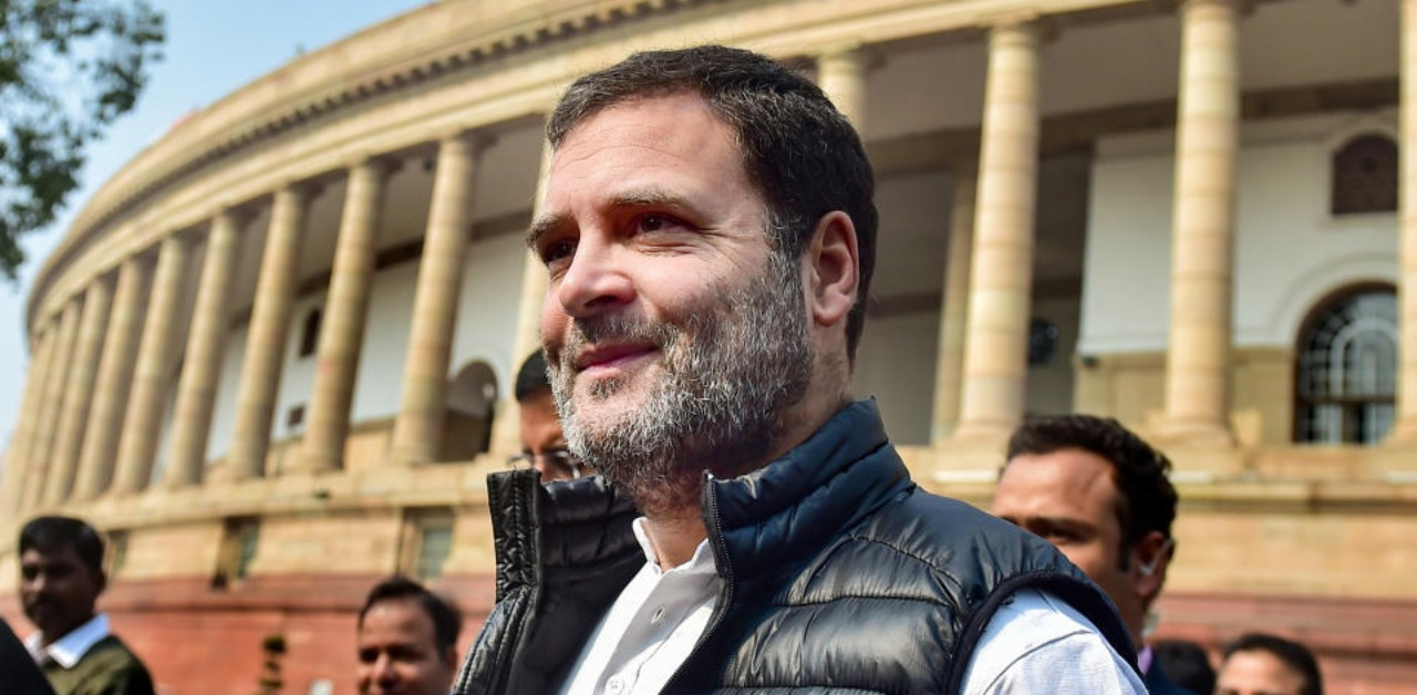 Why is PM Narendra Modi lying on Chinese intrusions, asks Rahul Gandhi