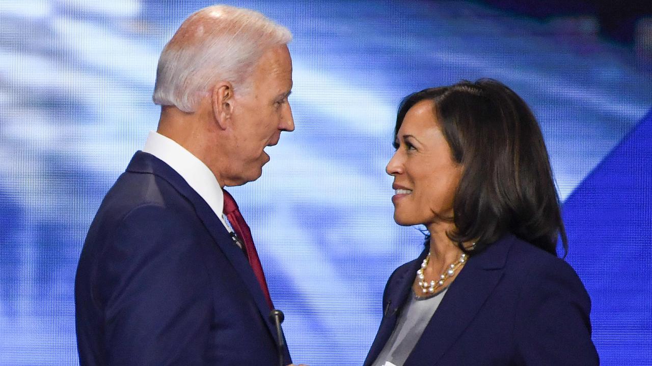 Joe Biden Picks Kamala Harris As His Running Mate Deccan Herald