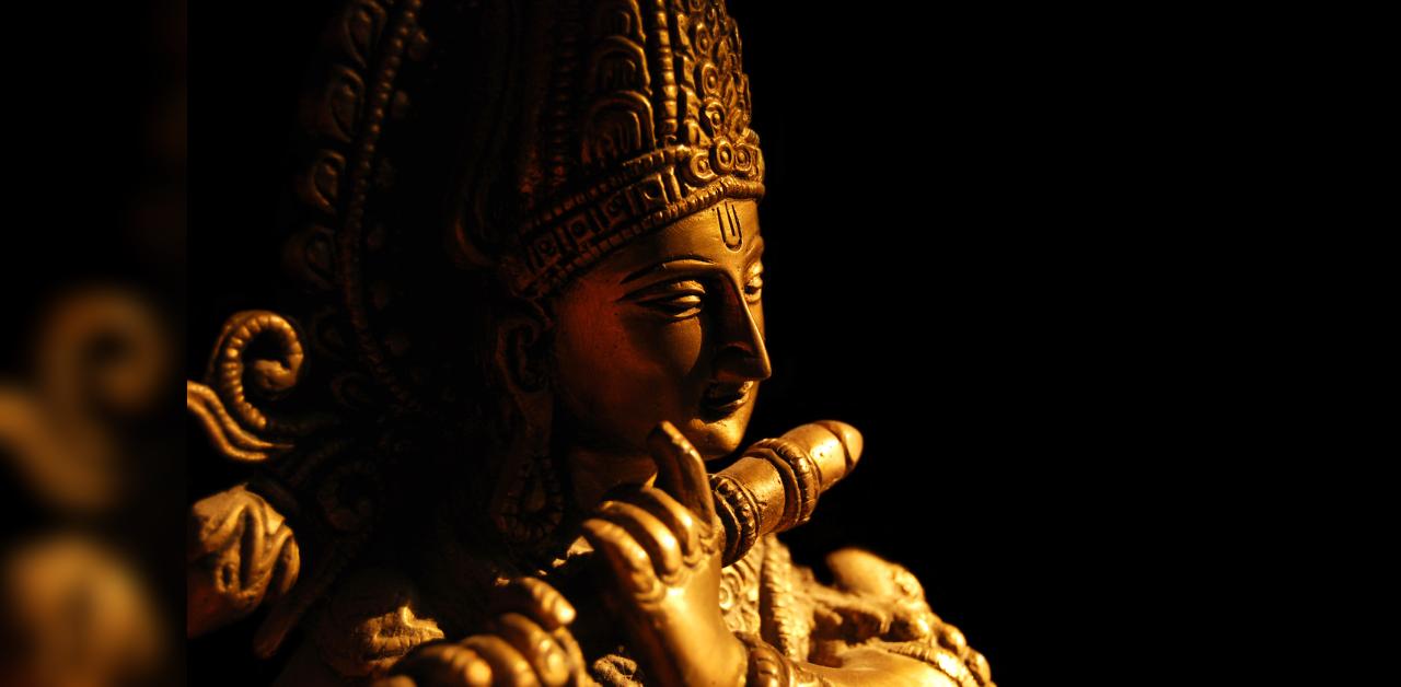 Krishna idol adorned with ornaments worth crores in Madhya Pradesh's Gwalior