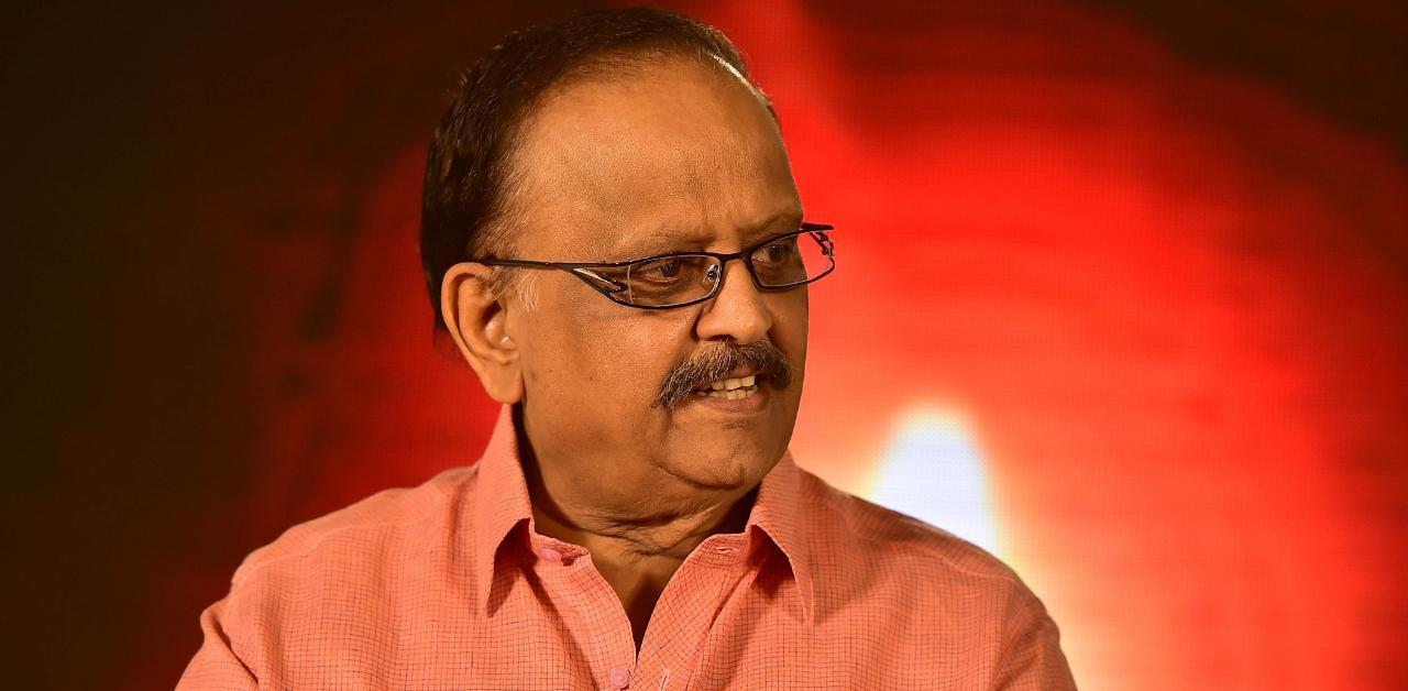 Covid-19: Legendary playback singer S P Balasubrahmanyam critical ...