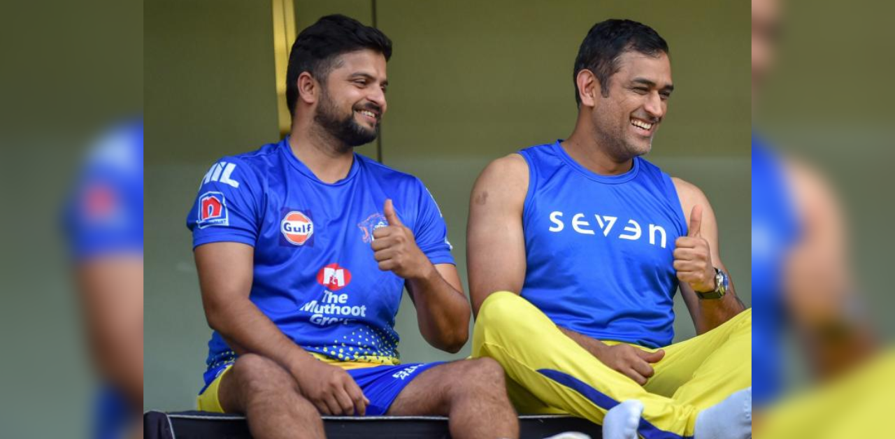 MS Dhoni and Suresh Raina announces retirement from international cricket