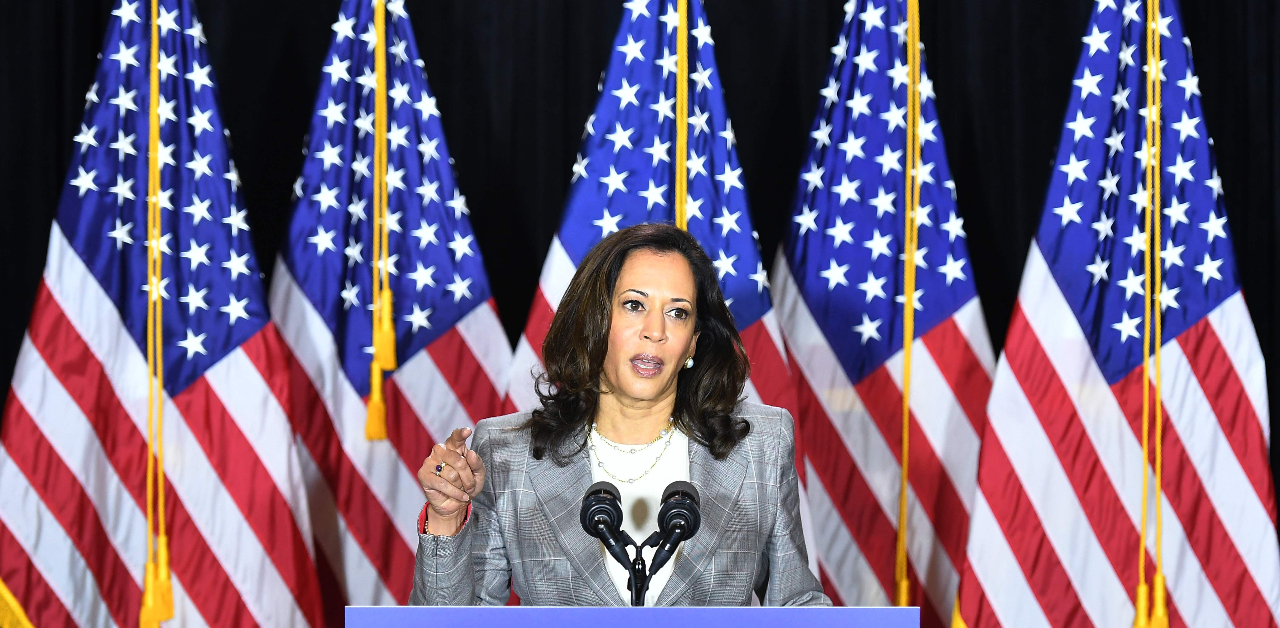 In Historic Speech Kamala Harris Expected To Rain Fire On Trump Deccan Herald