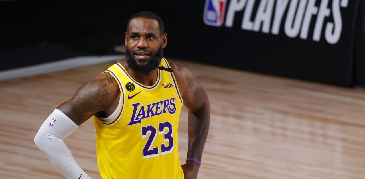 LeBron James sombre after losing Black Panther and Black Mamba in ...
