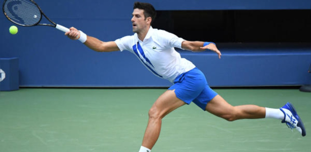 So Unintended So Wrong Novak Djokovic Disqualified From Us Open Deccan Herald