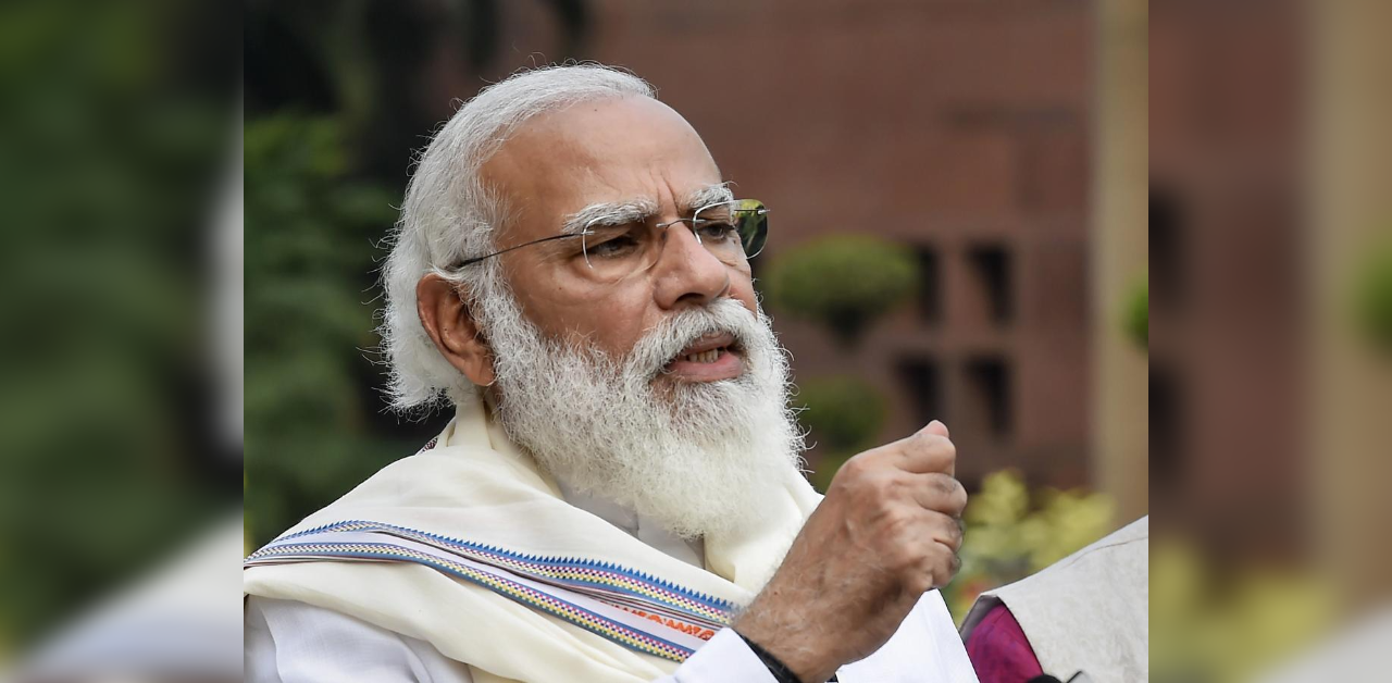 deccanherald.com - PTI - Watershed moment for Indian agriculture, will ensure complete transformation of sector: PM Modi on farm Bills