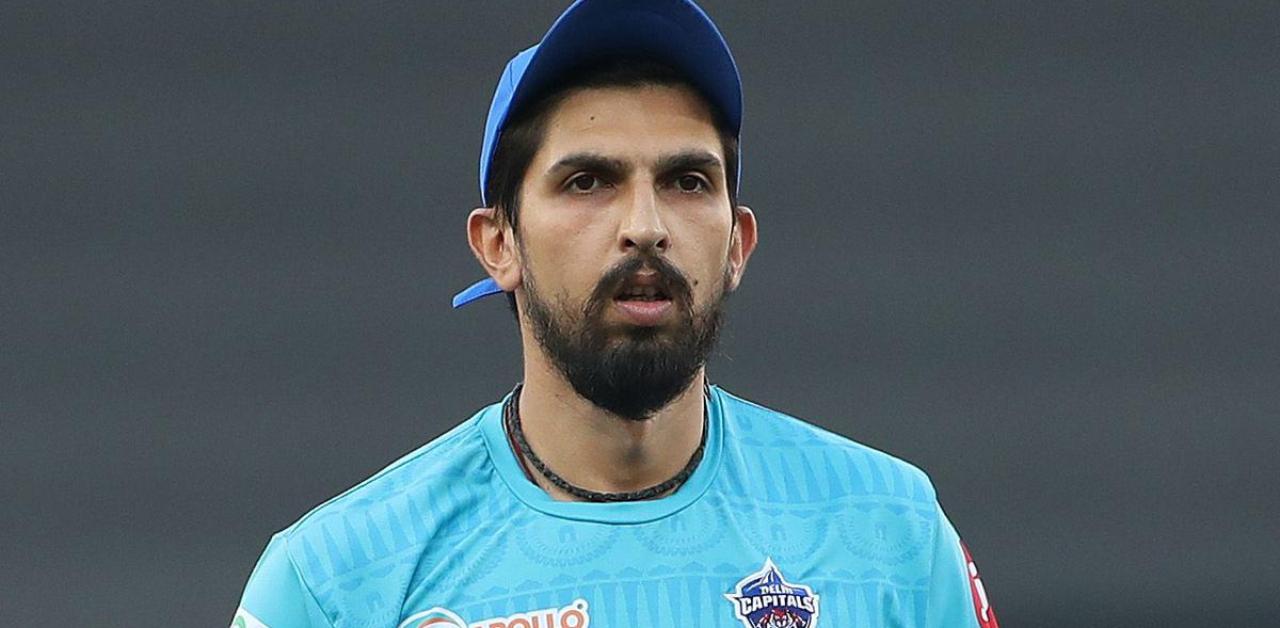Delhi Capitals' Ishant Sharma out of IPL with rib cage injury | Deccan  Herald