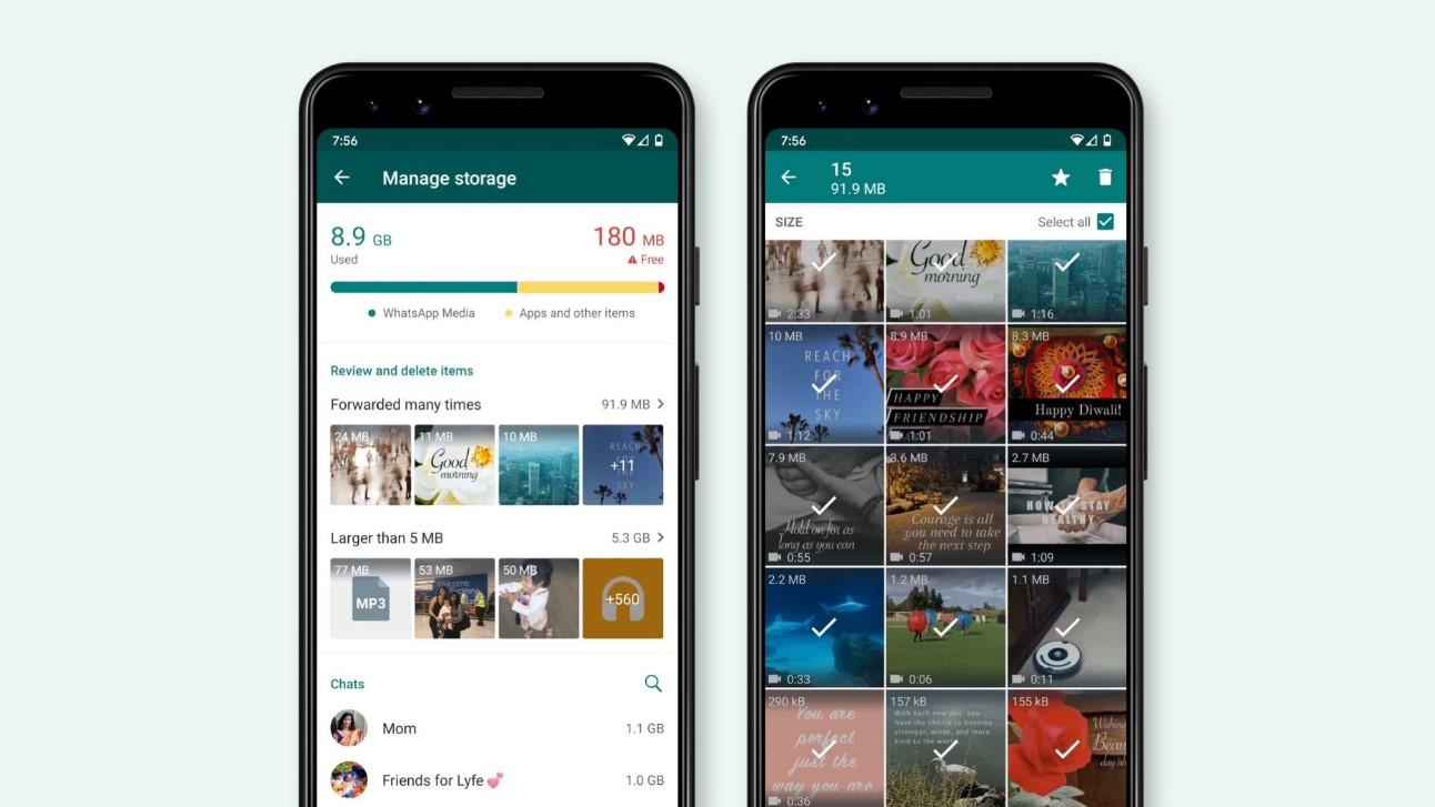 WhatsApp brings new tool to free up phone storage   Deccan Herald