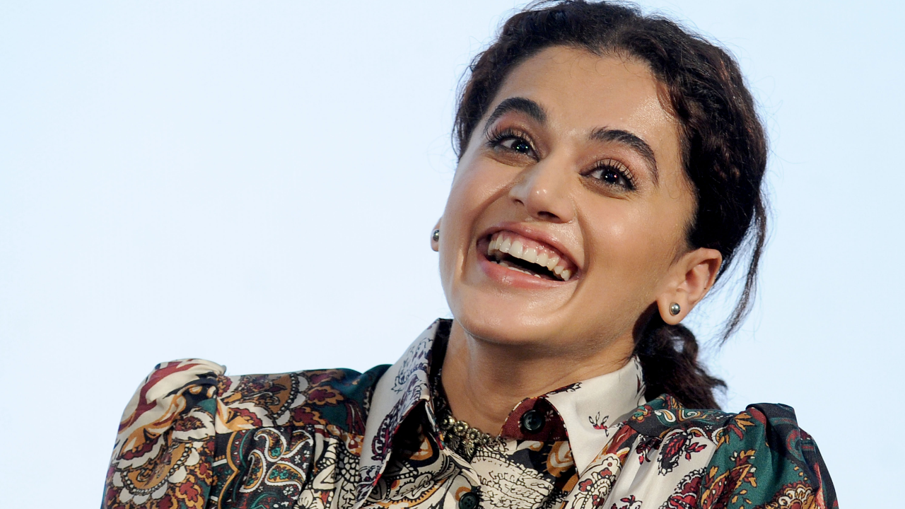 Taapsee Pannu breaks silence, says 'not so sasti anymore' after I-T raids on her property