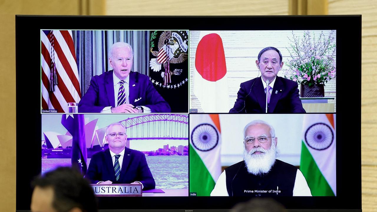 Quad leaders to strive for 'free, open, inclusive' Indo-Pacific region unconstrained by 'coercion' | Deccan Herald