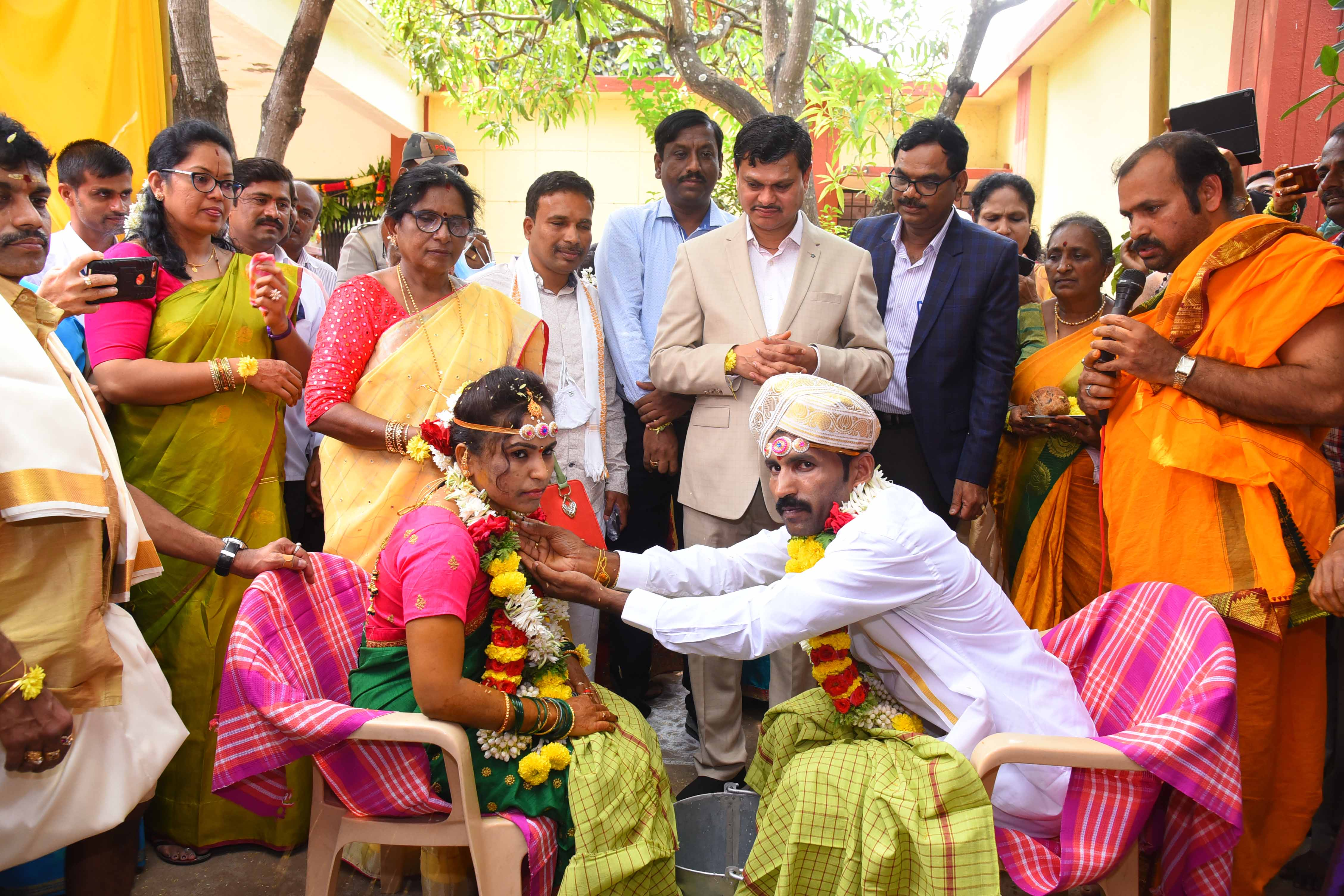 Brides in bangalore orphan for marriage Orphan Marriage